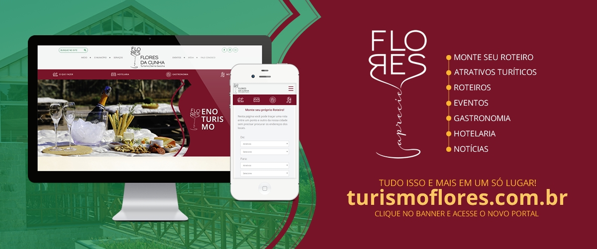 Banner 0 - BANNER TURISMO FLORES